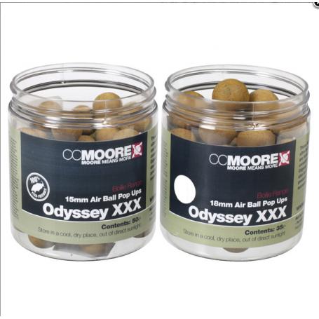 Plaukiantys Boiliai CCMOORE Odyssey XXX Air Pop-up