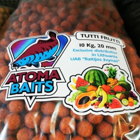 Šeriaminiai boiliai ATOMA BAITS Tutti Frutti