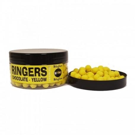 Balansuojantys boiliai Ringers Yellow Chocolate Mini Wafters