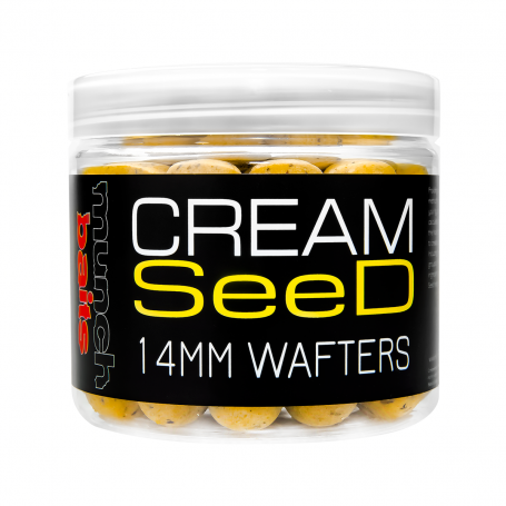 Balansuojantys boiliai Munch baits Cream seed wafters