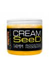 Munch baits Cream seed boosted hookbaits